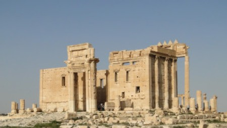 Morning Links: Temple of Bel Edition