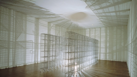 Mona Hatoum Centre Pompidou