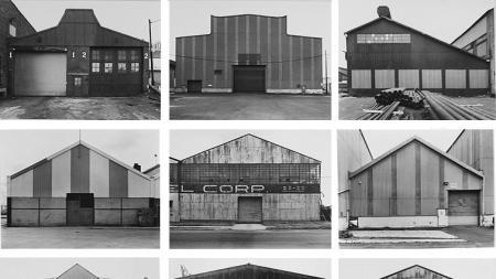 Hilla Becher, Influential German Conceptual Photographer,
