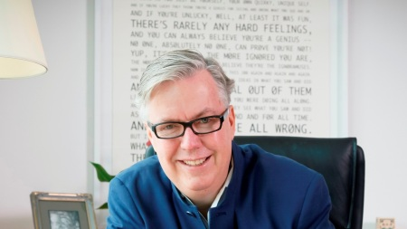 Lars Nittve Steps Down Executive Director