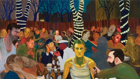 Painting, IRL: New Show Munich Aims