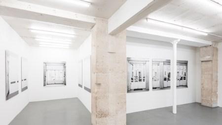 'William Anastasi: Continuum' Galerie Jocelyn Wolff,
