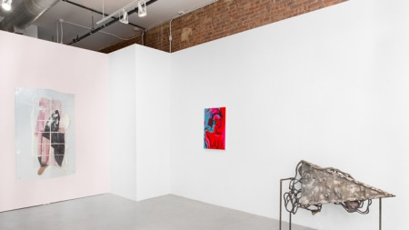 'Untitled Body Parts' Simone Subal