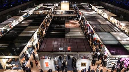 the Winter Antiques Show, Calder Necklaces,