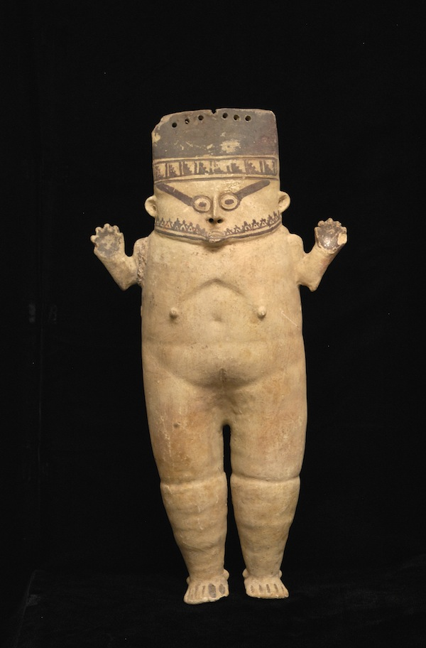 Anthropomorphic Effigy (cuchimilco)