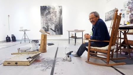 Old-School Painter Adapts New World Order: