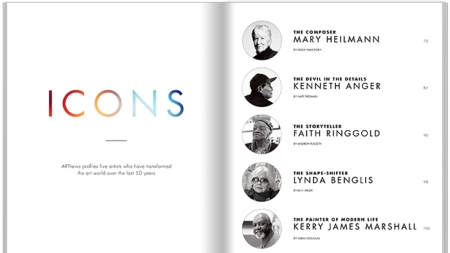 Editor's Letter: Icons | Spring 2016