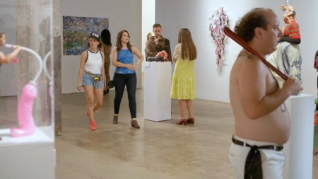 Maccarone Gallery Was on 'Broad City'