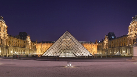 Morning Links: Louvre-Iran Deal Edition