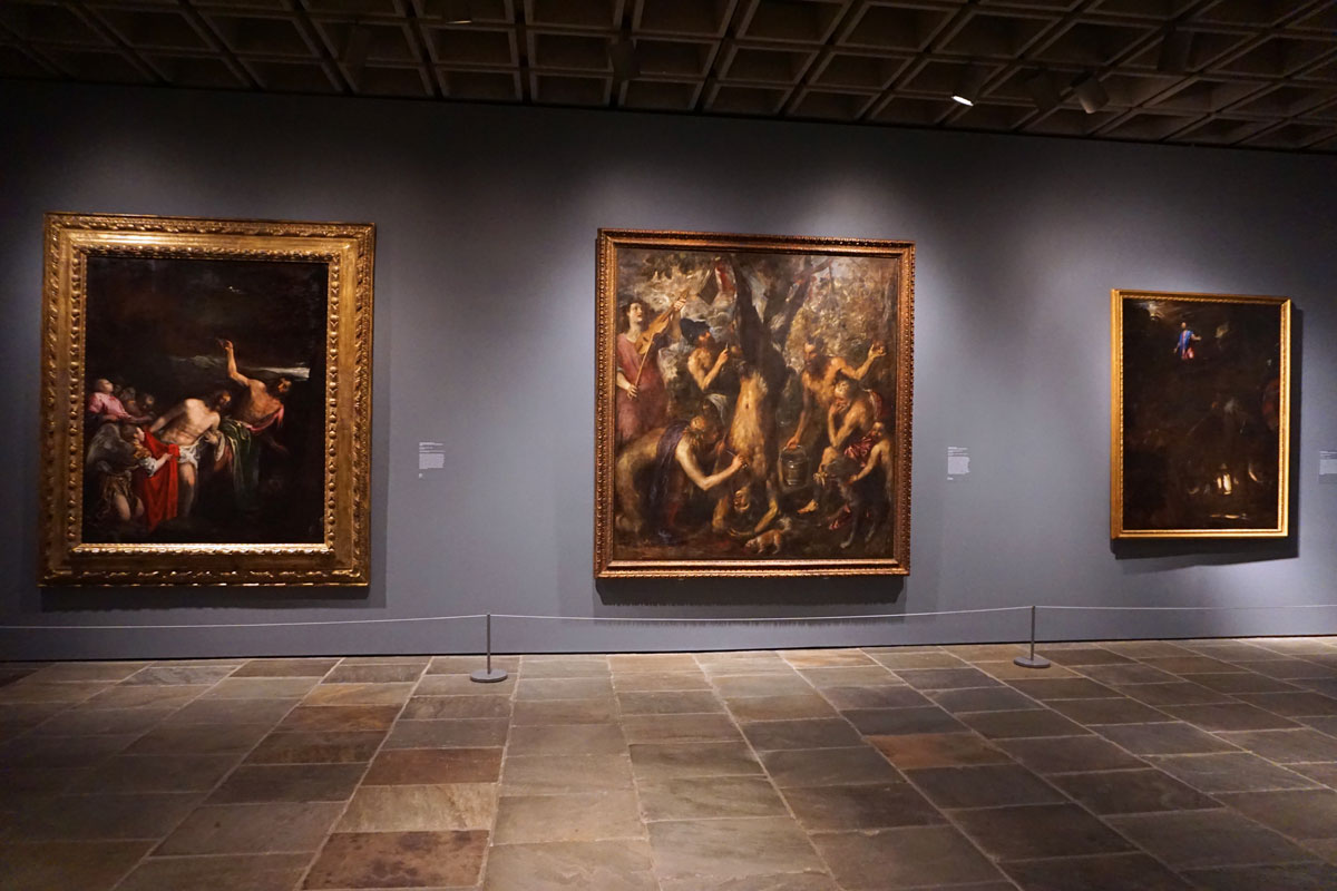 When titian met tuymans the metropolitan museum of art for Metropolitan museum of art exhibitions