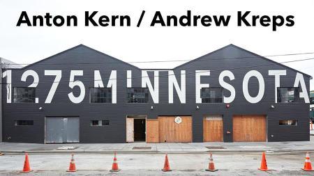Anton Kern and Andrew Kreps Open