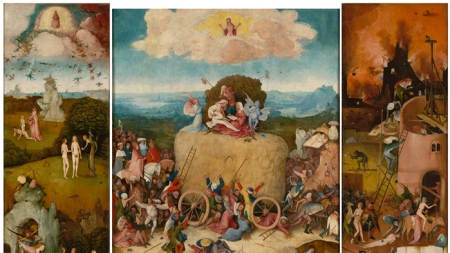 Passion Hell: Hieronymus Bosch Noordbrabants Museum,