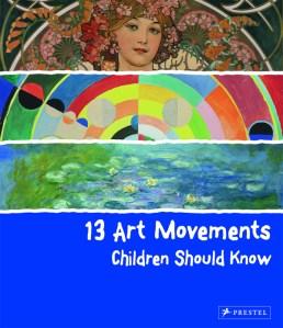 13 Art Movements Children Should Know von Brad Finger
