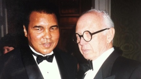 Here's Photo of Ellsworth Kelly and