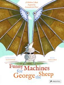 Funny Machines for George the Sheep von Geraldine Elschner