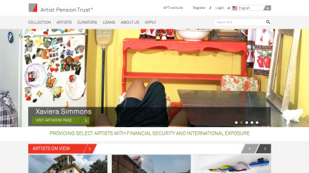 Artist Pension Trust Makes Its First