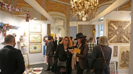 Outsider Art Fair Paris Names Exhibitors