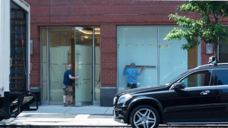 Morgan Lehman Gallery Moving New Location,