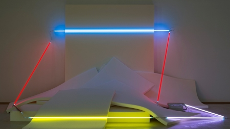 Keith Sonnier Whitechapel Gallery, London