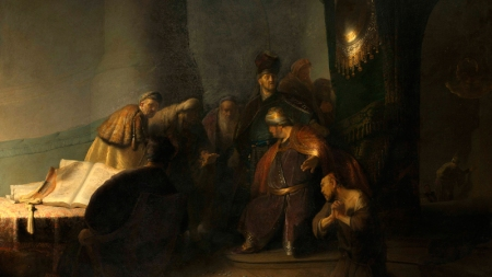 The No-Return Policy: Rembrandt's First Masterpiece