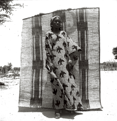 "Oumar Ly, Untitled, Podor (Senegal), 1963–78 (printed 2016), C-print mounted on acrylic and aluminum, 19¾"" x 19¾"" x 2¼"". Sitor Senghor. COURTESY SITOR SENGHOR"