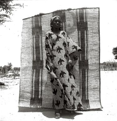 "Oumar Ly, Untitled, Podor (Senegal), 1963–78 (printed 2016), C-print mounted on acrylic and aluminum, 19¾"" x 19¾"" x 2¼"". Sitor Senghor. COURTESY SITOR SENGHOR"