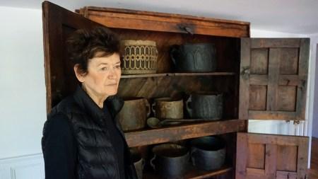 Habitat: Obsessions— Look Ursula von Rydingsvard's