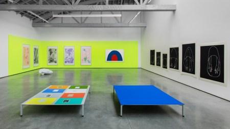 Andrea Büttner David Kordansky Gallery, Los