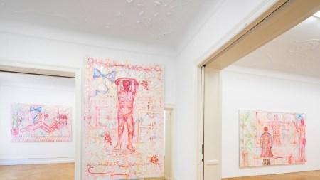 Jutta Koether Galerie Buchholz, Berlin