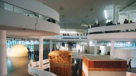 São Paulo Biennial Praise of Uncertainties