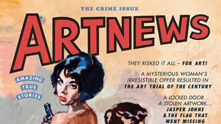Editor's Letter: The Crime Issue |