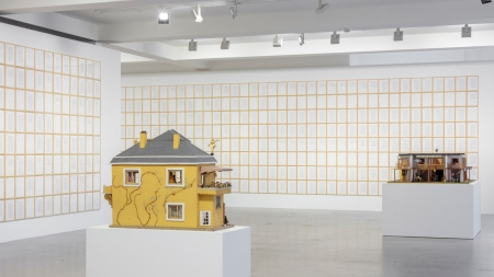 Hanne Darboven Sprüth Magers, Los Angeles