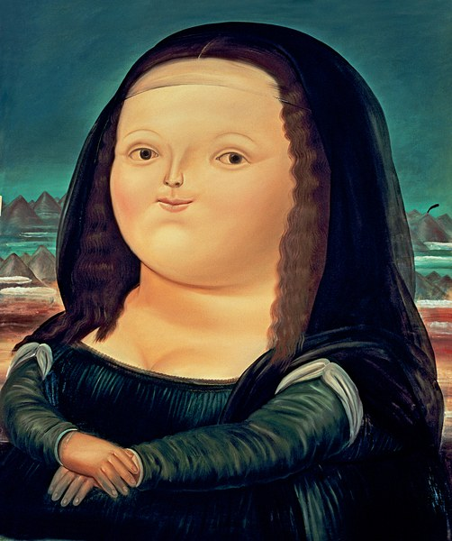 Where Is The Painting Of The Mona Lisa Housed