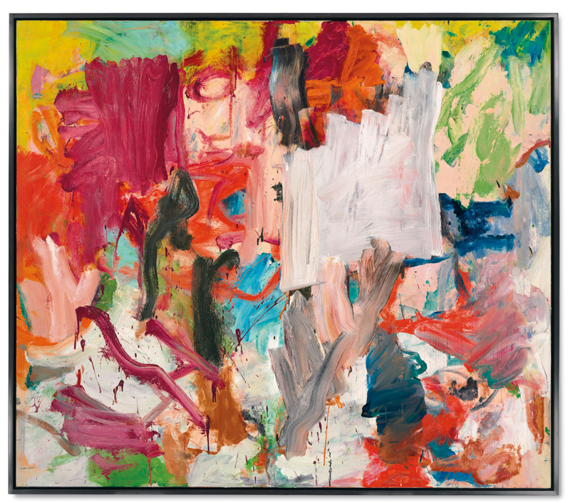 e533bafd2c4e Record-Setting  66.3 M. de Kooning Leads  277.5 M. Christie s Postwar and  Contemporary Auction