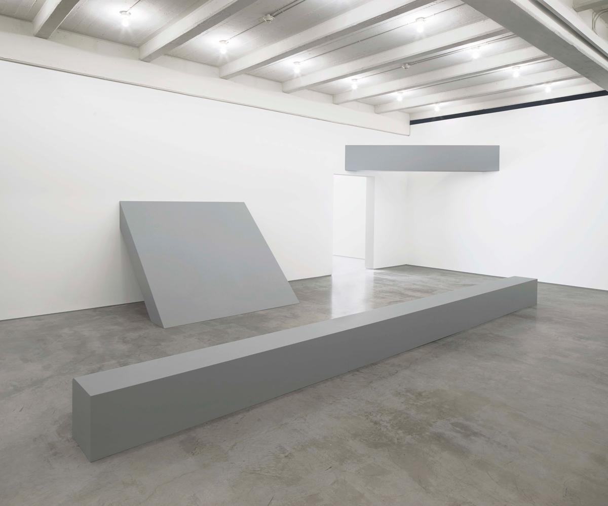 Robert Morris at Dia:Beacon, Beacon, New York -ARTnews