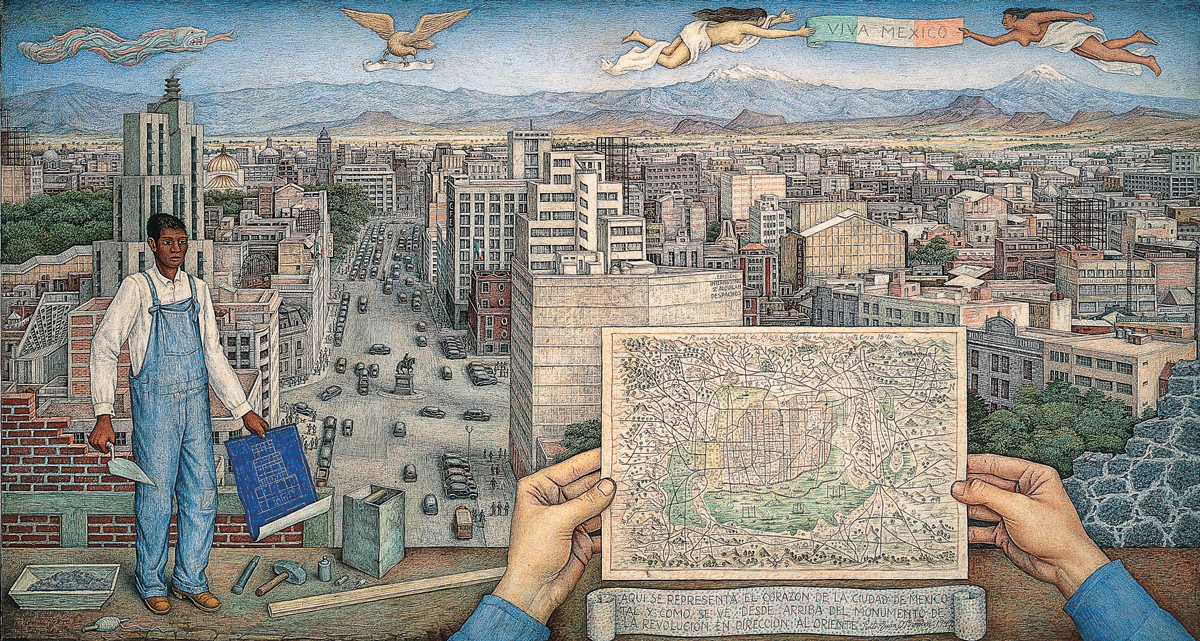 A Symbol Of Freedom Anita Brenner On The Modern Art Scene In Mexico