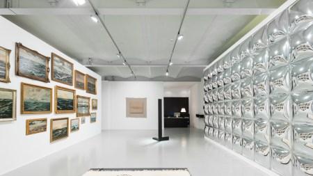 ' Retrospect' Galerie Mehdi Chouakri, Berlin