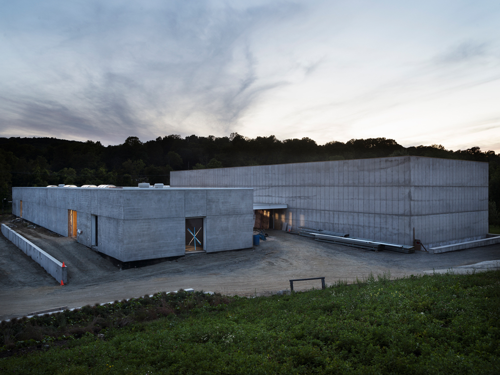 Francois Illas New Tradition: Magazzino, A New Home For Postwar Italian Art In Upstate