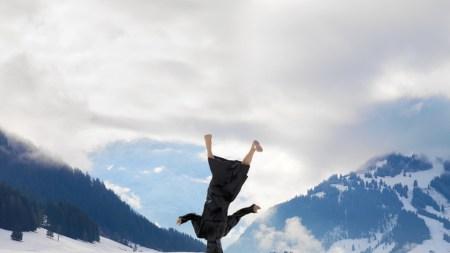 'Elevation 1049: Avalanche' Gstaad, Switzerland
