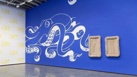 John Armleder David Kordansky Gallery, Los
