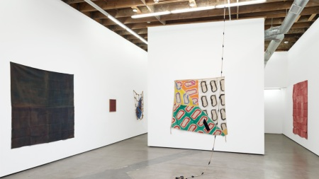 'Supports/Surfaces' Cherry and Martin, Los Angeles