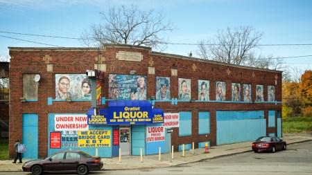Painting Hidden History: Nicole Macdonald's Detroit