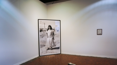 the Armory, Teresa Margolles Presents Moving