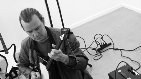 Guitar Center: David Shrigley Rocks It