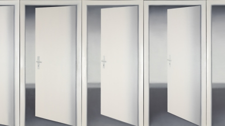 Reflected Illusions: Gerhard Richter Is Still