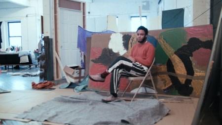 Video: Eric N. Mack the Studio