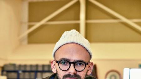the Studio: Ryan Gander
