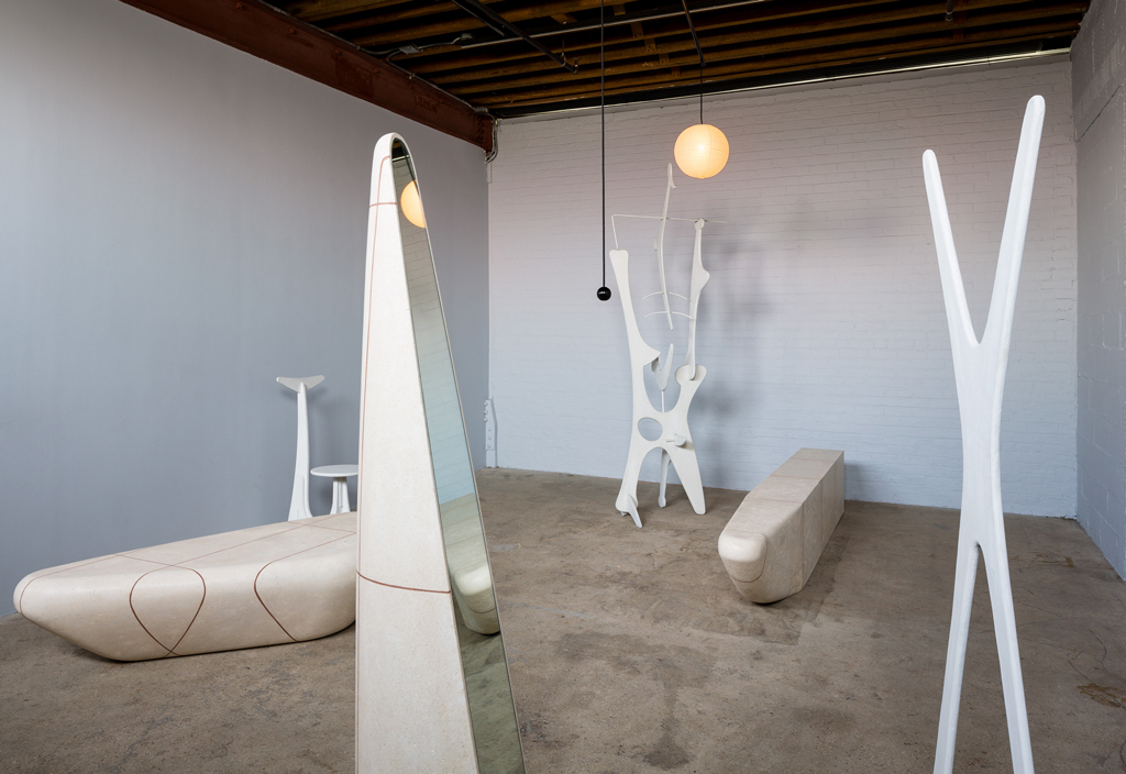 In the Shadow of  Solid Doubts   Robert Stadler Plays at the Noguchi Museum  -ARTnews efcd4765119f