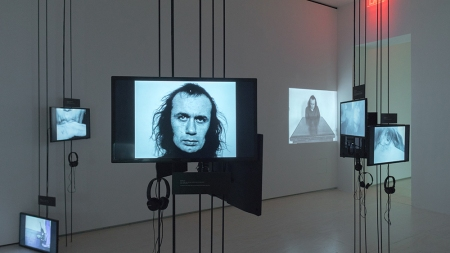 From the Archives: Vito Acconci Stars