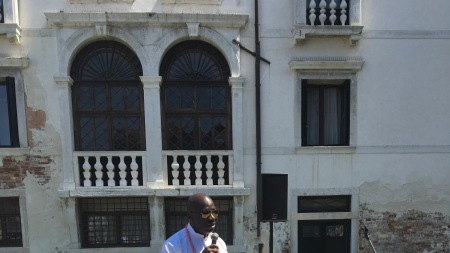 First-Ever Nigeria Pavilion Opens the Venice